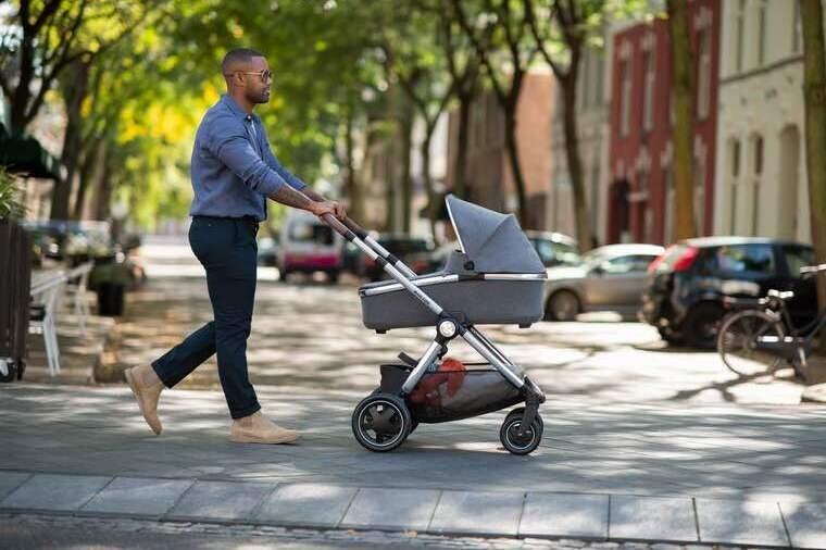 Cochecitos y sillas de paseo para bebé 2021: 21 carritos que son tendencia