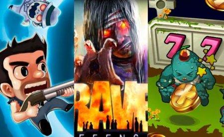 Los Cinco Mejores Juegos De Zombies Para Android