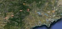 Vecinos de un pueblo de Tarragona cortan una carretera para reclamar una conexión de banda ancha asequible