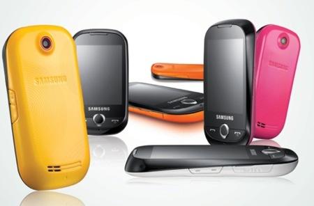 Samsung Corby se enfoca a las redes sociales