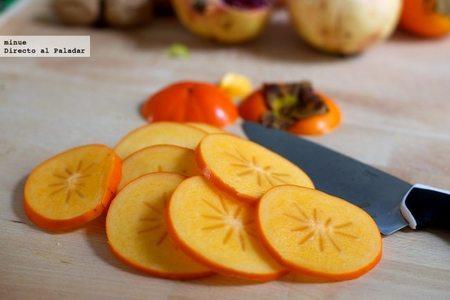 Persimón - fruto