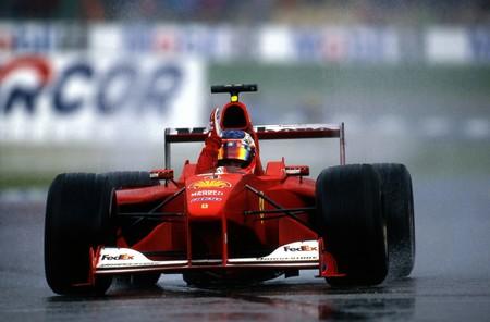 Barrichello Hockenheim F1 2000