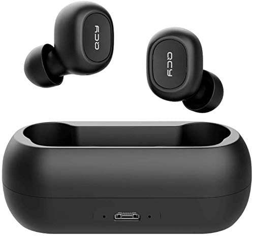 Audífonos QCY T1C (cupón de 5% de descuento disponible)
