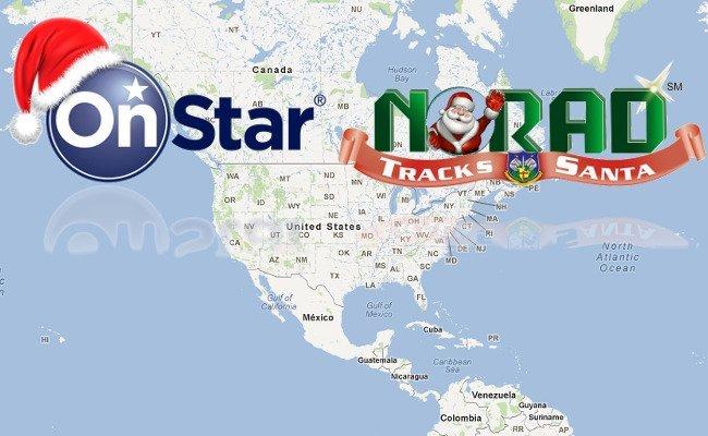 OnStar NORAD