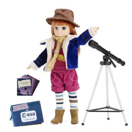 Esta muñeca puede desbancar a Barbie (y de paso ganar el premio Toy of the Year 2017)