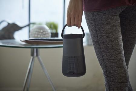 Bose SoundLink Revolve y Revolve Plus, los nuevos altavoces Bluetooth de la marca con sonido en 360 grados