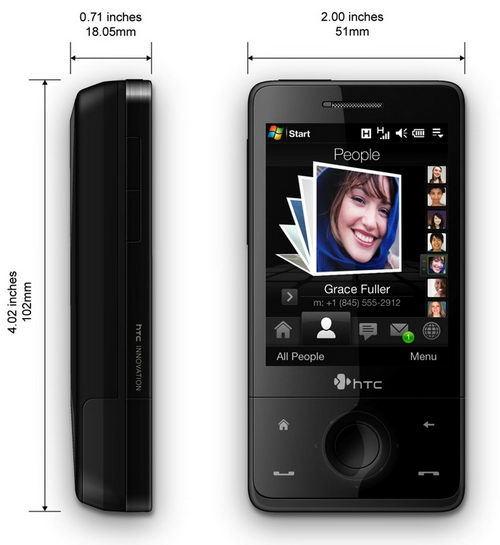 Foto de HTC Touch Pro (6/7)