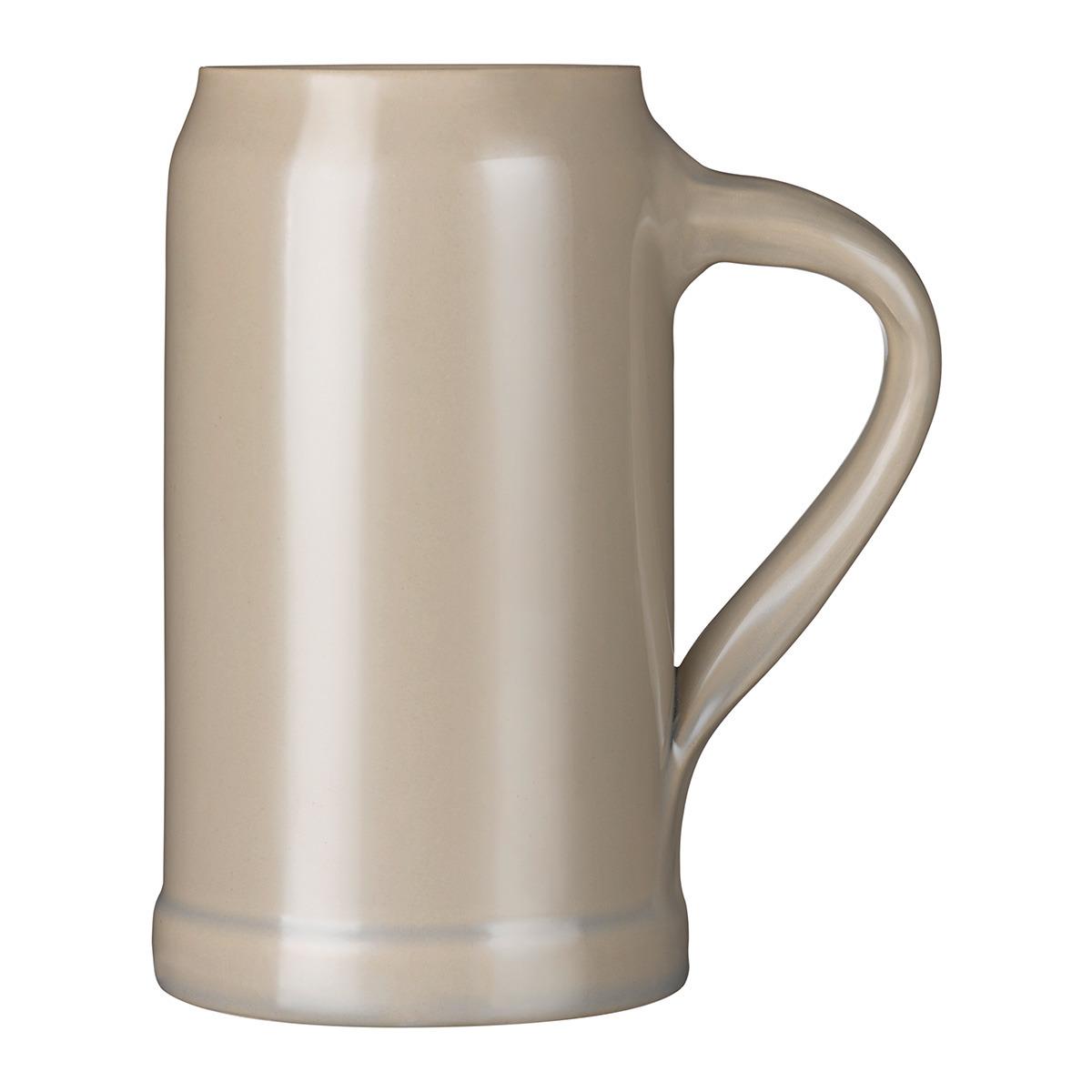 Jarra de cerveza de cerámica El Corte Inglés