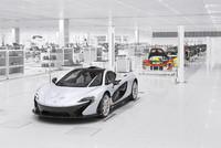 McLaren P1, 248 unidades vendidas en menos de un año