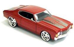 Miniaturas de los modelos de Chip Foose
