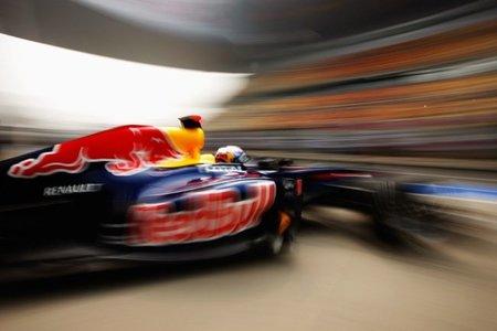GP de China F1 2011: segundos libres para Vettel, interesante por detrás