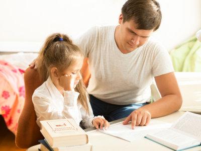 ¿No te gustan las mates? Tal vez es mejor que no ayudes a tu hijo con los deberes