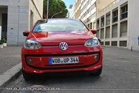 Volkswagen Up!, presentación y prueba en Roma (parte 1)