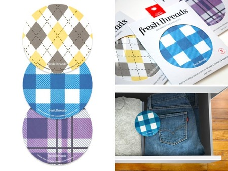 Fresh Threads, ambientadores ecológicos y de diseño para nuestros armarios