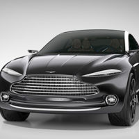 Aston Martin DBX, luz verde al crossover británico