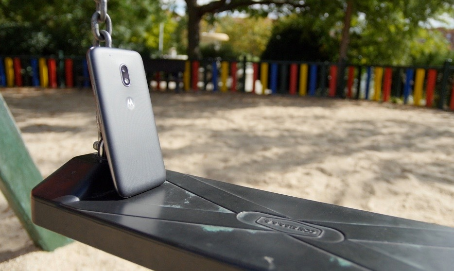 Foto de Moto G4 Play, diseño (1/14)