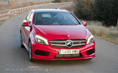 Mercedes-Benz A 250 BlueEfficiency, prueba (equipamiento, versiones y seguridad)
