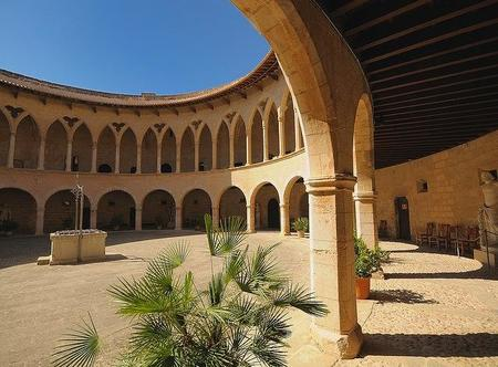 Castell de Bellver Palma de Mallorca