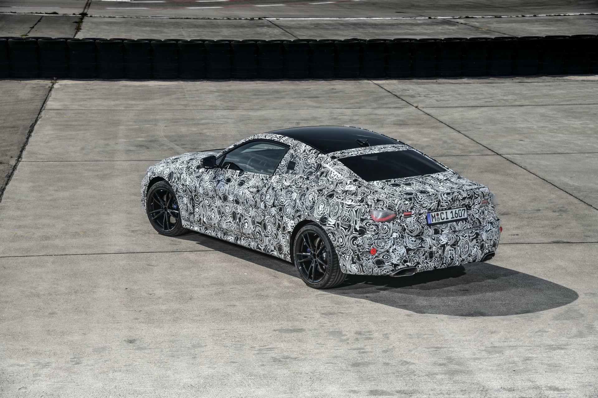 Foto de BMW Serie 4 2021 (fotos espía) (28/38)