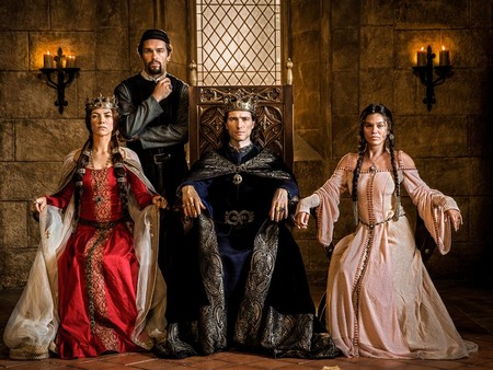 Knightfll Personajes