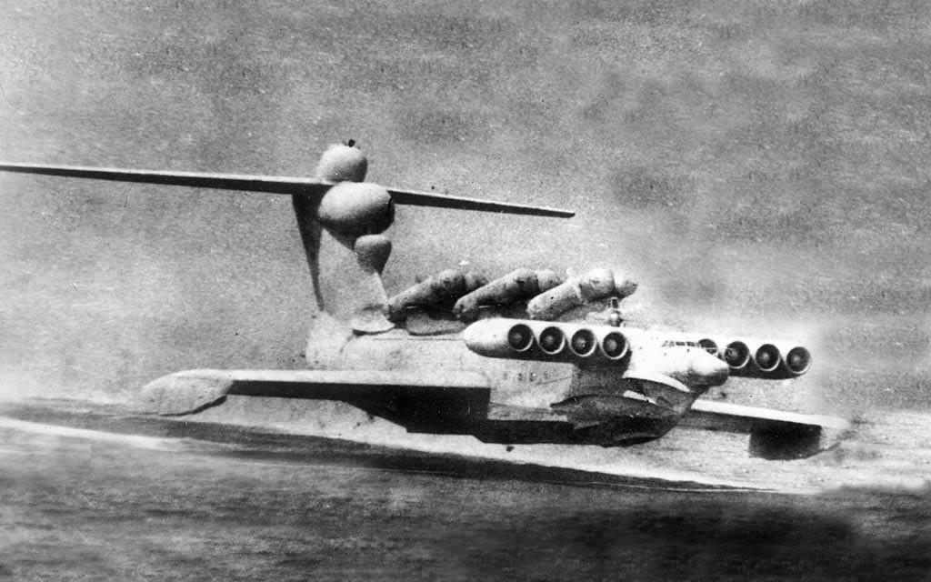 Ekranoplano 4