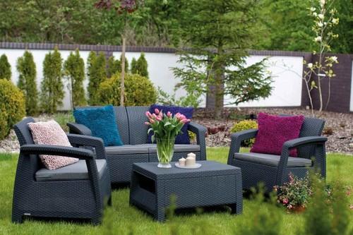 Los mejores conjuntos de muebles de jardín según los comentaristas de Amazon