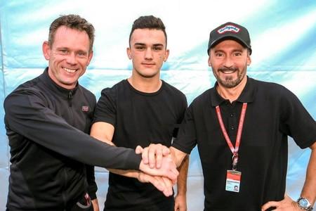 Max Biaggi vuelve a MotoGP creando un equipo de Moto3 con Aron Canet como primer piloto