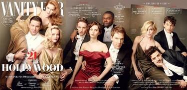 El Vanity Fair especial Hollywood: la invasión Británica nos encanta