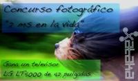 """Concurso """"2 ms en la vida"""" para ganar un televisor LG LH5000"""