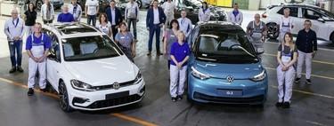 Adiós a los coches diésel y gasolina: la planta de Volkswagen en Zwickau ya solo fabrica coches eléctricos