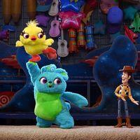 Pixar lanza un nuevo teaser de 'Toy Story 4' y muestra a dos nuevos personajes... muy irrespetuosos