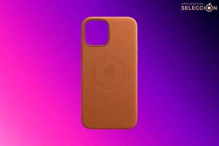 Funda De Piel Magsafe Iphone 12 Pro Max 02