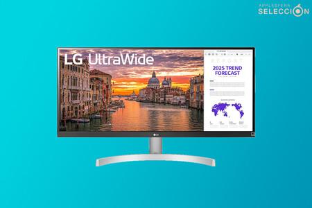 """Este monitor LG UltraWide 29WN600 de 29"""" es un chollo para la productividad por 164 euros en MediaMarkt"""