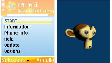 FPC Bench, test de móviles Java