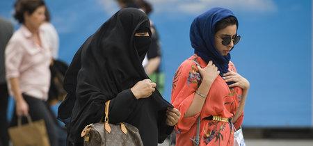 El millonario argelino que quiere pagar todas las multas anti-burka de las mujeres musulmanas en Europa