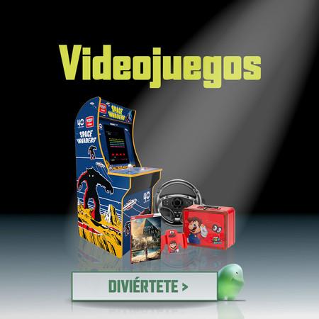 Pieza Videojuegos