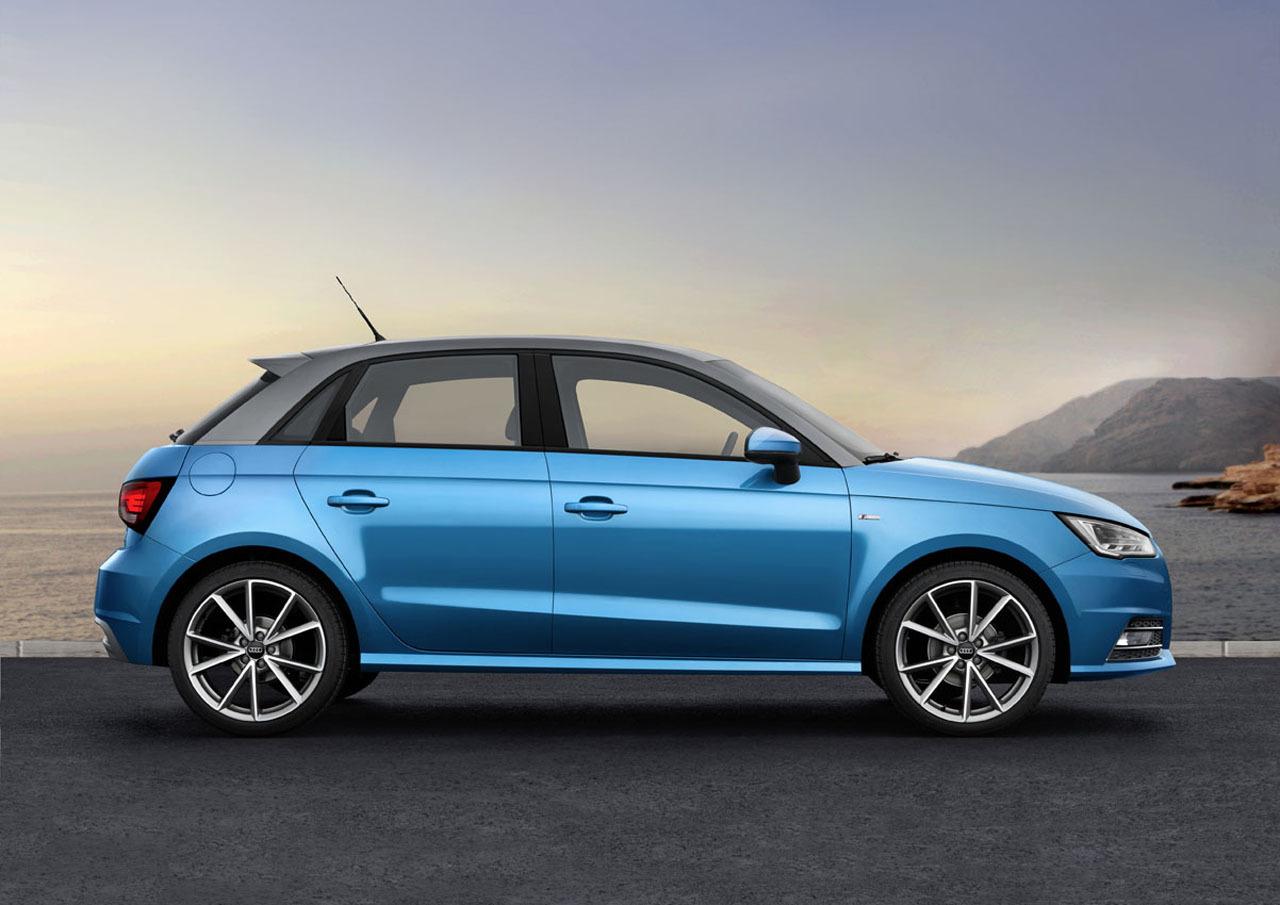 Foto de Audi A1 2015 (53/59)