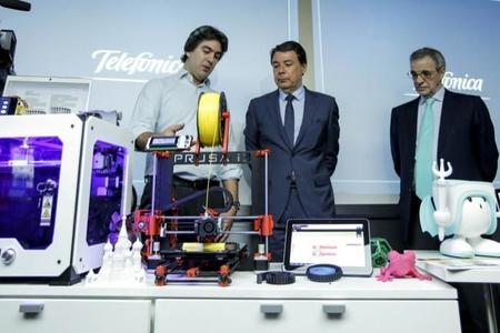 La Comunidad de Madrid y Telefónica ofrecerán a 1.500 profesores formación con Code Madrid
