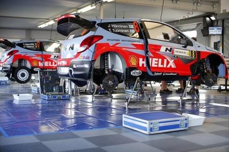 Hyundai tendrá nuevas evoluciones en julio y el nuevo i20 WRC para agosto