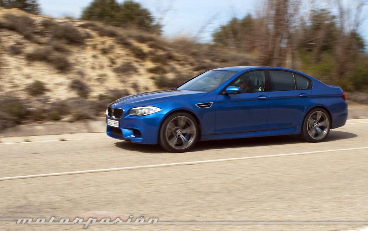 Foto de BMW M5 (Prueba) (2/136)