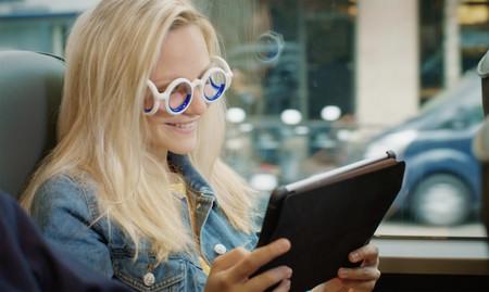 Se llaman SEETROËN y son unas gafas de Citroën que ponen remedio a los mareos en el coche