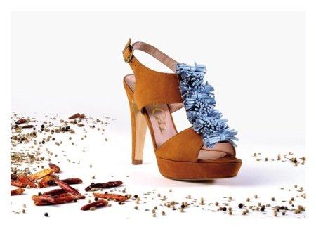 zapatos Paco Gil Primavera-Verano 2011