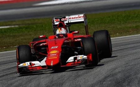 Sebastian Vettel Gp Malasia 2015 F1