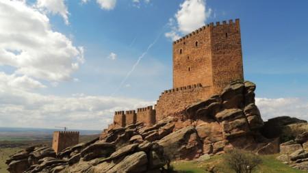 Castillo De Zafra Juego De Tronos