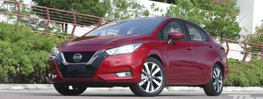 Nissan Versa 2020, a prueba: el superventas ahora también es superrecomendable