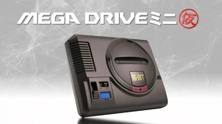 Mega Drive Mini: todo lo que se sabe hasta ahora de la nueva consola retro