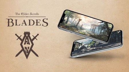 Así luce The Elder Scrolls: Blades en el recién anunciado iPhone XS Max