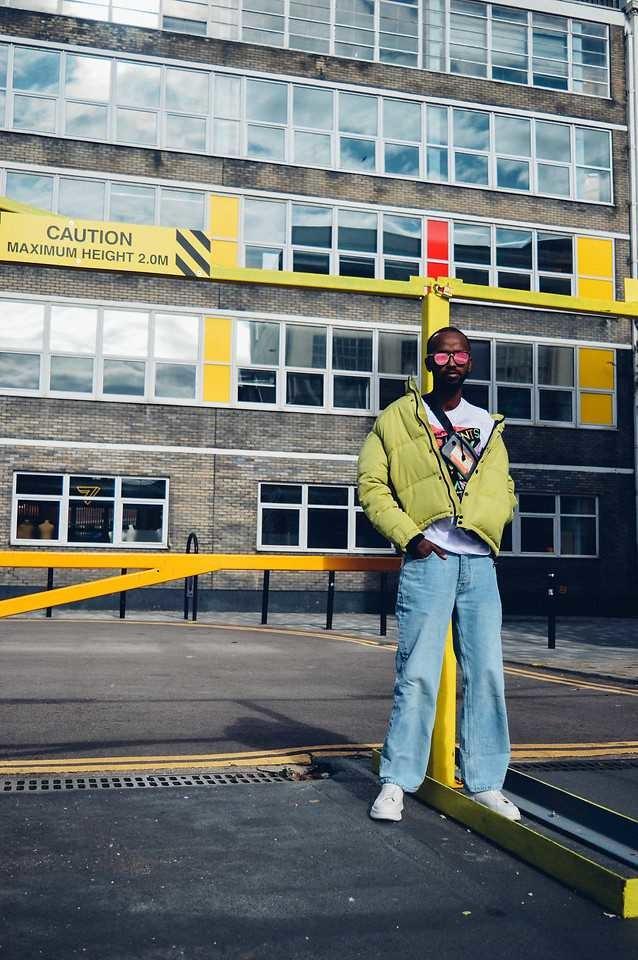 Alerta Amarilla Los Bloggeros Roban La Atencion Con Looks En Un Llamativo Color Para Éste Otono 07