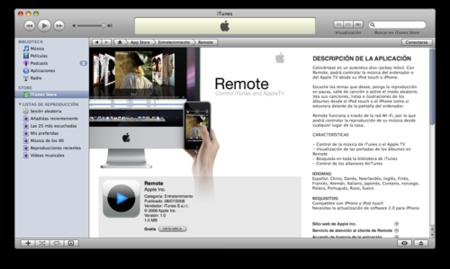 appstore remote