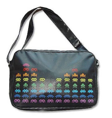Bolso Space Invaders